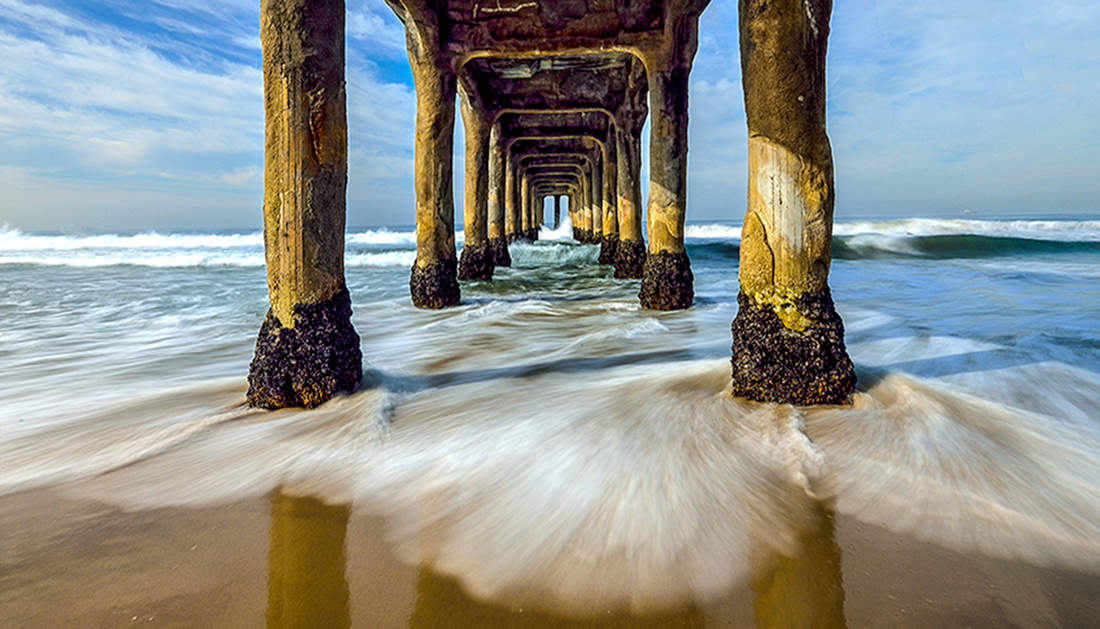 MANHATTAN BEACH PIER,CA